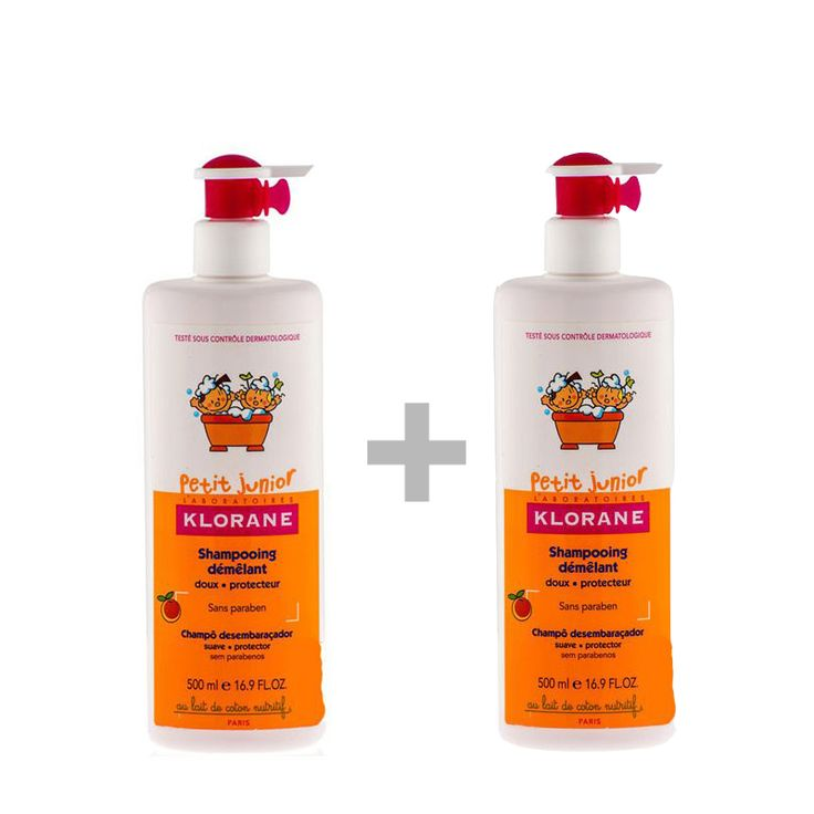 Klorane-Petit-Junior-Shampoo
