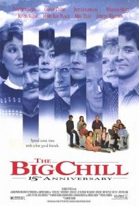 How many movies can claim to have a star studded cast, an amazing soundtrack, and a football game named after them? One: The Big Chill.