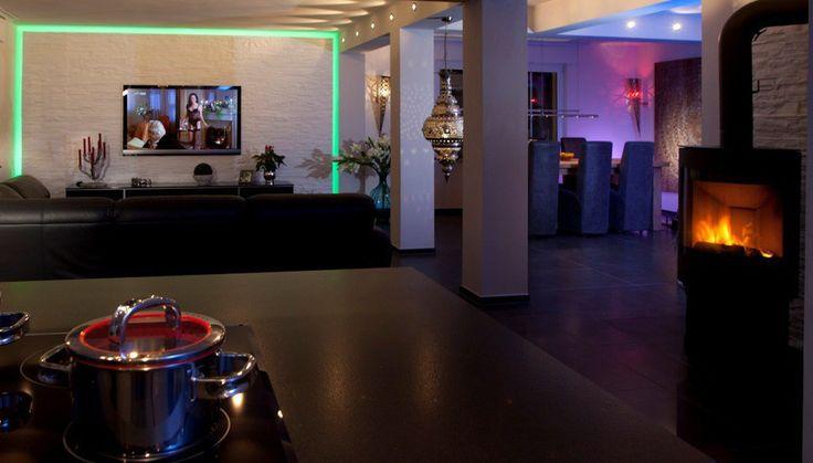 Attraktiv Wohnzimmer Einrichtung, Design, Inspiration Und Bilder