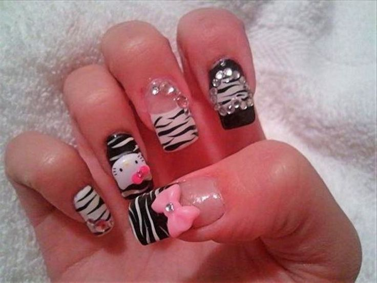 105 best Nail Trend Designs images on Pinterest | Nails design, Cute ...
