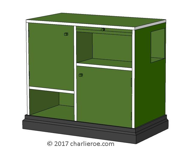 new art deco furniture. tds the design service new art deco paul frankl skyscraper style green painted with furniture