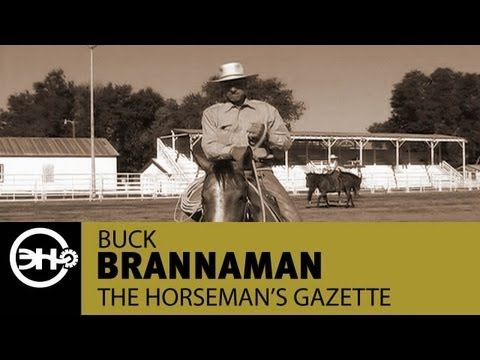 ▶ Three Elements of Lateral Flexion with Buck Brannaman - YouTube