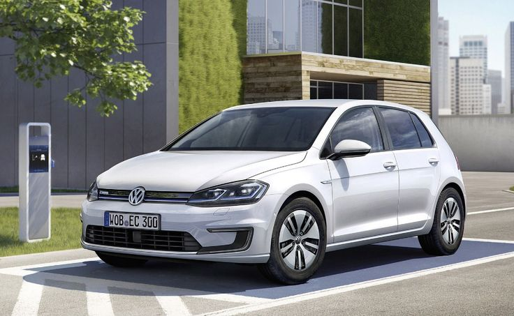 2019 Volkswagen e-Golf Price, Concept, Spy Photos And Release Date
