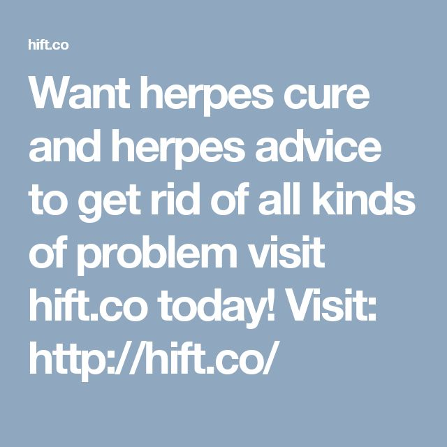 New herpes drugs in the pipeline