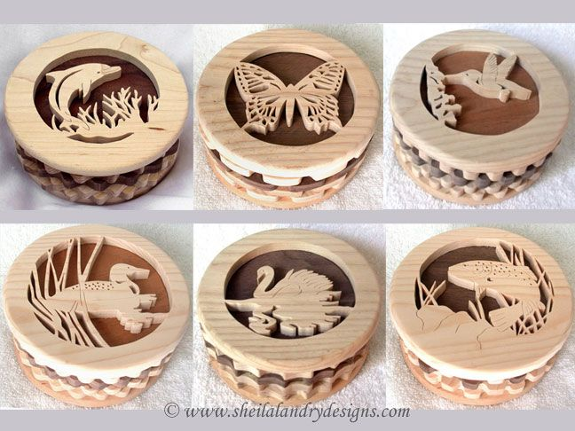 262 Best Images About Wooden Boxes On Pinterest