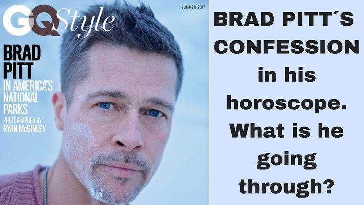 Brad Pitt´s GQ´s confession