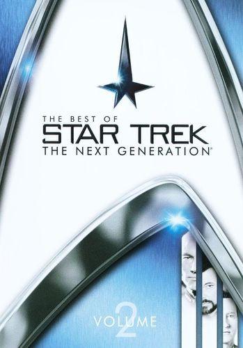 The Best of Star Trek: The Next Generation, Vol. 2 [DVD]