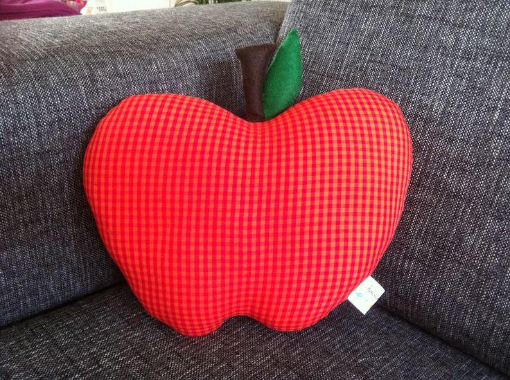 Appel kussen - Apple pillow