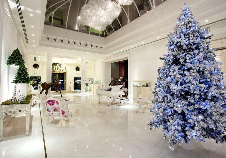 Christmas at Boscolo Exedra Nice #Christmas #BoscoloExedraNice #Nice #luxuryhotel