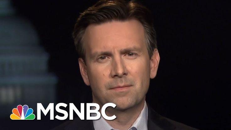 "Josh Earnest: GOP Is ""Desperate"" To Undermine Robert Mueller   All In   ..."