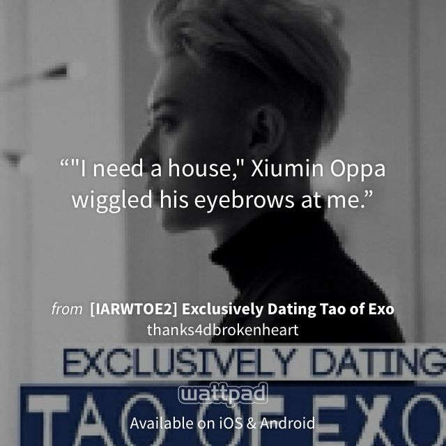 exclusively dating tao of exo