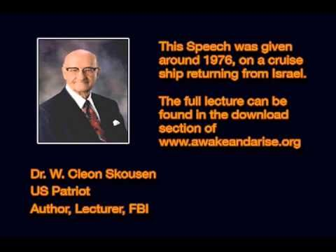 Dr W. Cleon Skousen: China's Betrayal by the US After WWII - YouTube