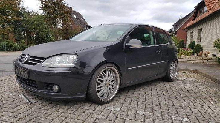 Golf 5 2,0 Tdi Sportline Abt Tuning   Check more at https://0nlineshop.de/golf-5-20-tdi-sportline-abt-tuning/