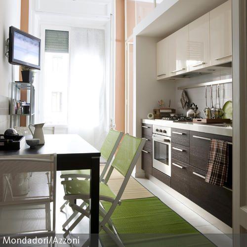 In wand eingebaute küchenzeile wands and modern