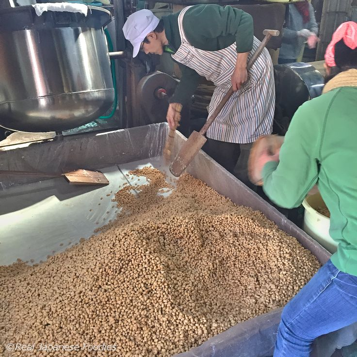 How miso is made? – from Tokyo miso manufacturer   Cupido
