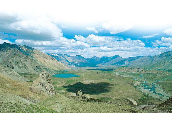 Malargüe, Valle Hermoso, Argentina- Photo: Banco de imágenes de la Subsecretaría de Turismo de Mendoza