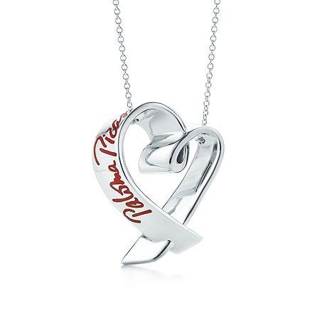 Tiffany Loving Heart Pendant #tiffany #Necklace #fashion #pretty