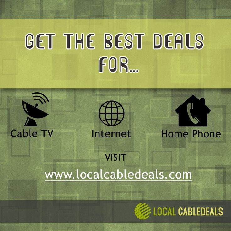 Local Cable Deals (@local_cabledeal) | Twitter