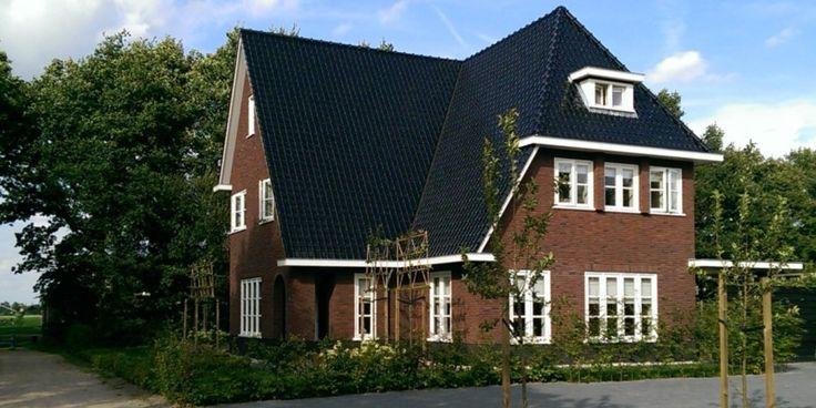 Jaren30woningen.nl   Vrijstaande #jaren30 woning (nieuwbouw) gebaseerd op Amsterdamse School