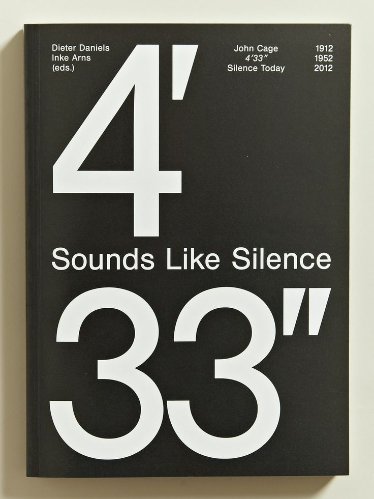 Sounds Like Silence John Cage