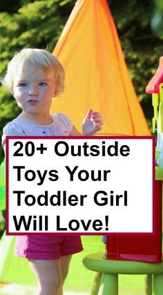 outside toys for toddler girls. Outdoor toys for toddlers backyards are awesome fun!