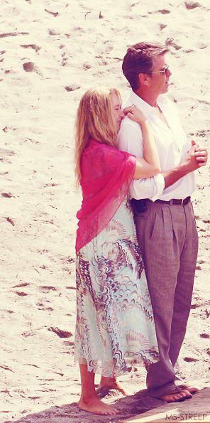"Meryl Streep with Pierce Brosnan, ""Mamma Mia!"" (2008)"