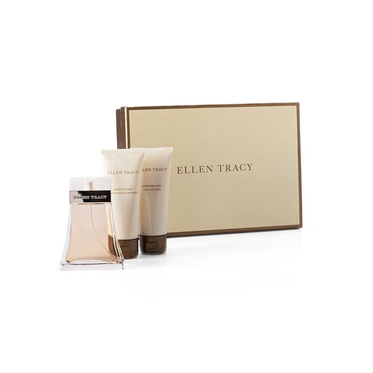 Ellen Tracy Women's Perfume Gift Set, Multicolor