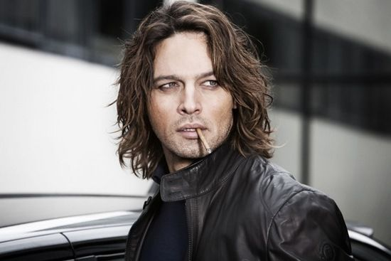 Gabriel Garko, sexy italian actors.