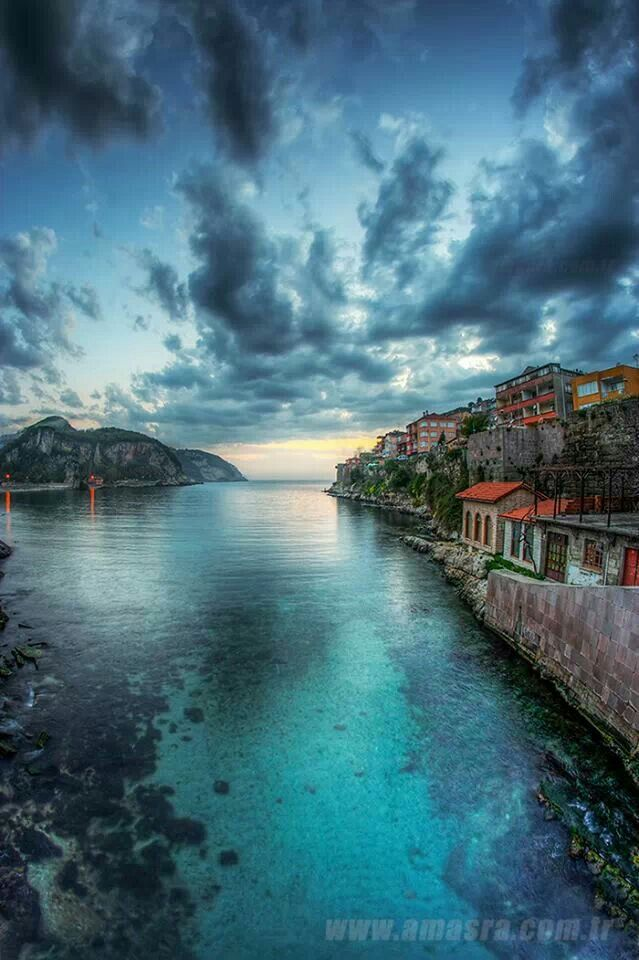 Amasra in Turkey