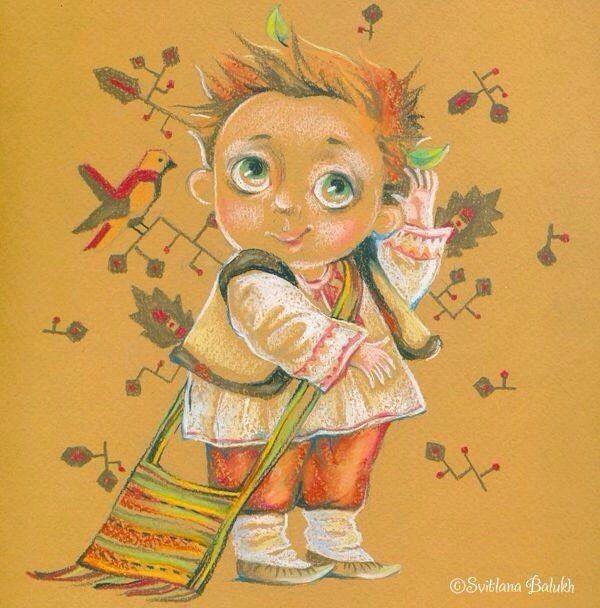 Чарівні роботи Світлани Балух  SKRYNYA.UA — Handmade ярмарок України