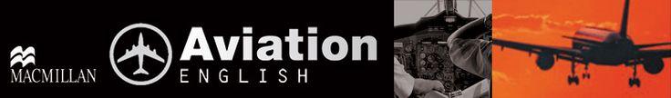 Macmillan Aviation English - pronunciation activities focusing on aviation vocabulary