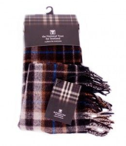 National Trust for Scotland, Cashmere Scarf, £45.00