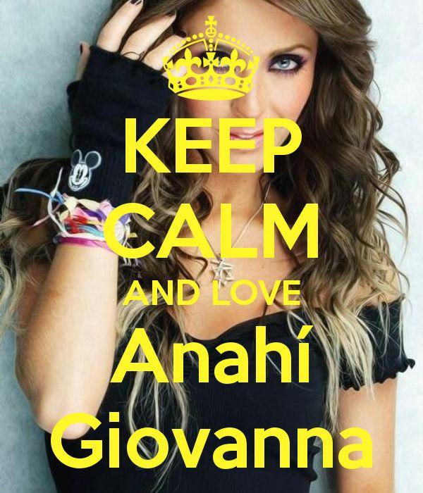 Keep calm: Anahí Giovanna (15)