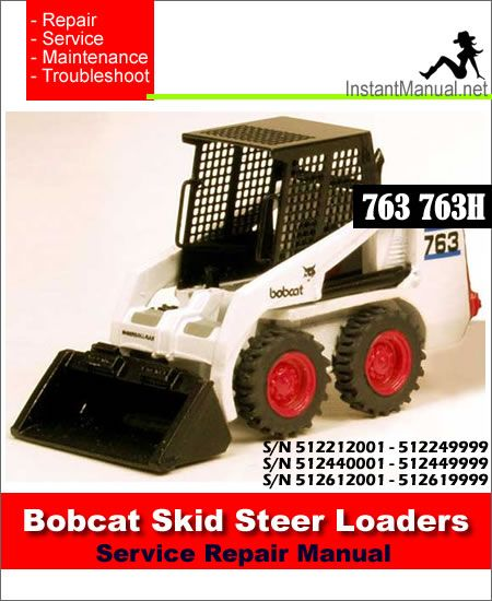 fa0970515981443631e2efd79ed0e796 57 best bobcat skid steer loader service manual pdf images on fuse box on bobcat 763 at crackthecode.co