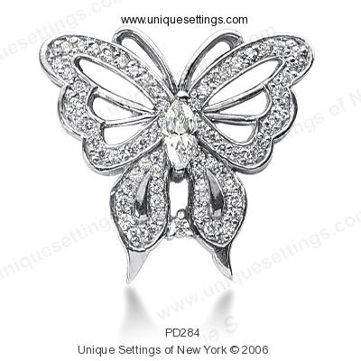 Butterfly pendant.Butterflies Pendants, Butterflies Diamonds, Fancy Pendants, Diamonds Butterflies, Diamond Pendant, Diamonds Weights, Products, Diamonds Pendants