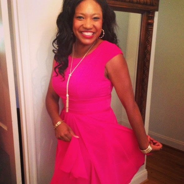 Alexandria Virginia Stylebook featuring looks from The PInk Armoire boutique