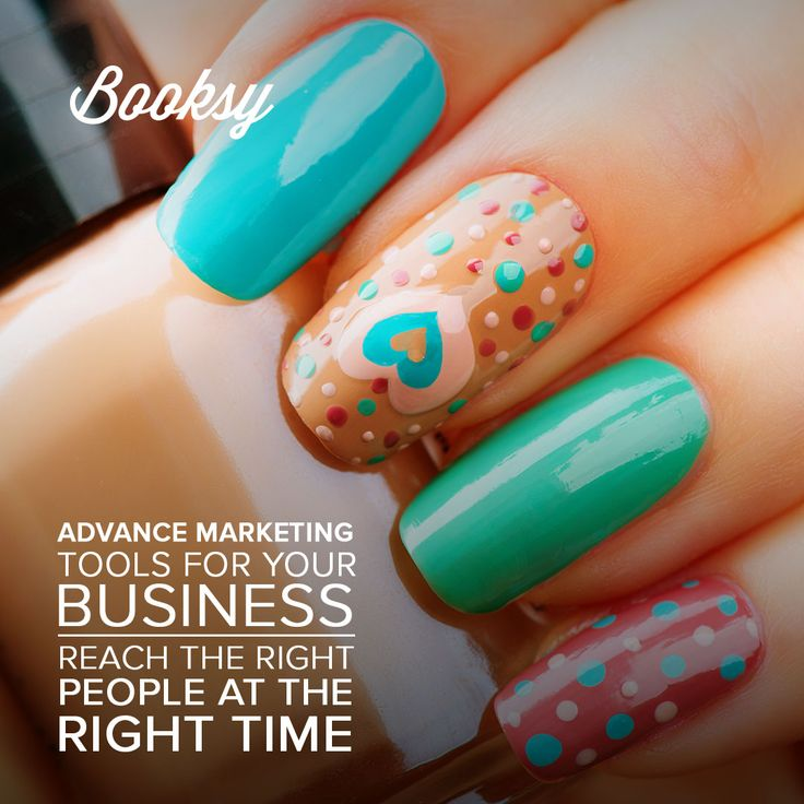 Want an easy marketing tool and 24/7 advanced calendar management for Your Health & Beauty Business? Check out Booksy where appointments are made easy! Dual app system - yellow booksy BIZ app for merchants and a blue one for customers.