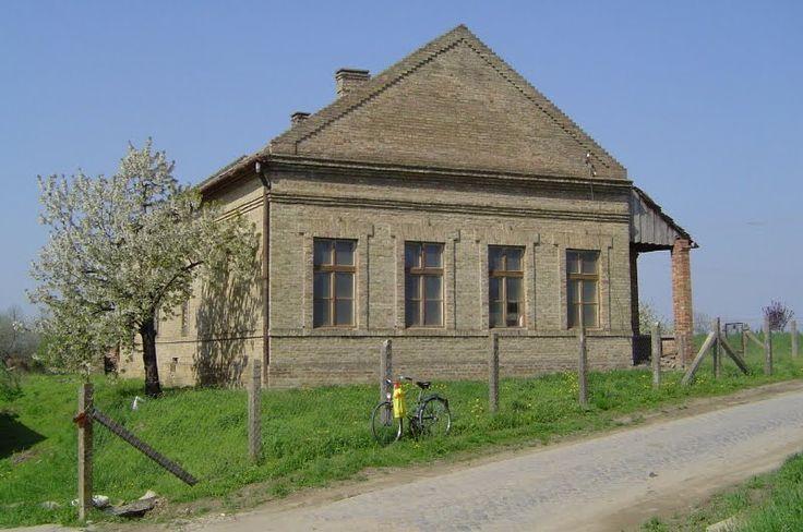 Szentmihálytelek Maty-éri tanyasi iskola