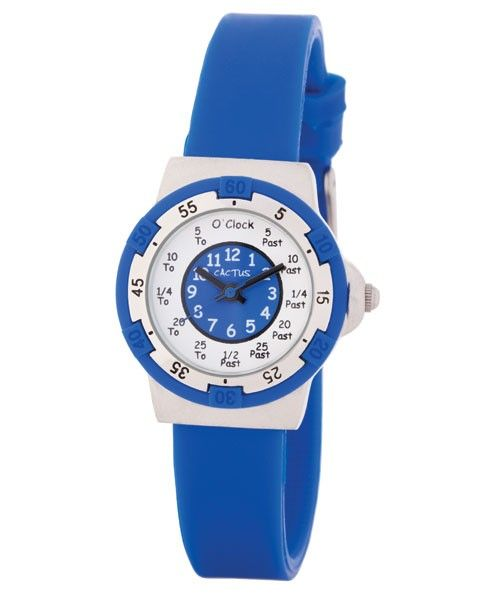 Cactus - Watch Blue Time Teller (CAC-90-M05)