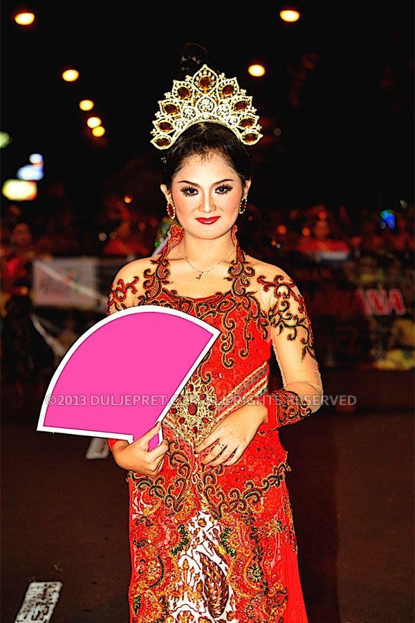 Parade Cantik Memperingati HUT RI Ke 68 di Purwokerto, Banyumas - Jawa Tengah (Portfolio Photography)