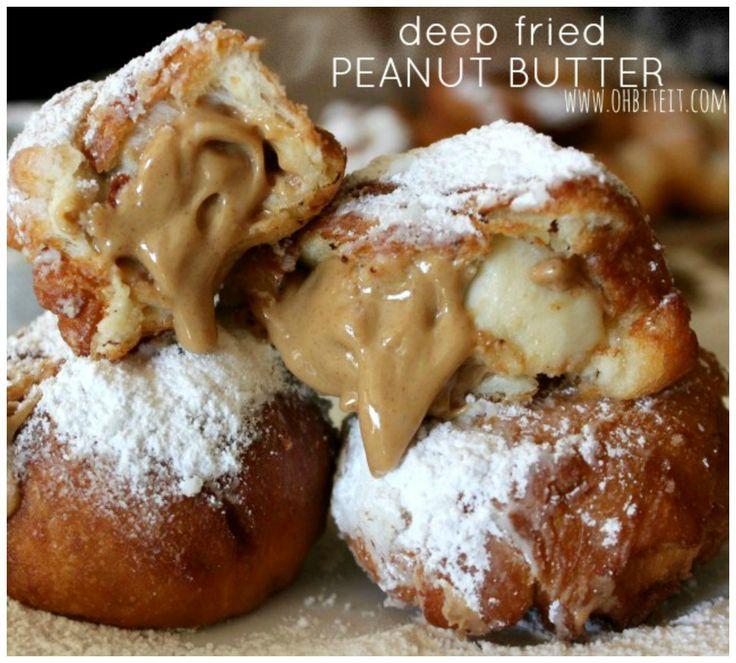 ~Deep Fried Peanut Butter!