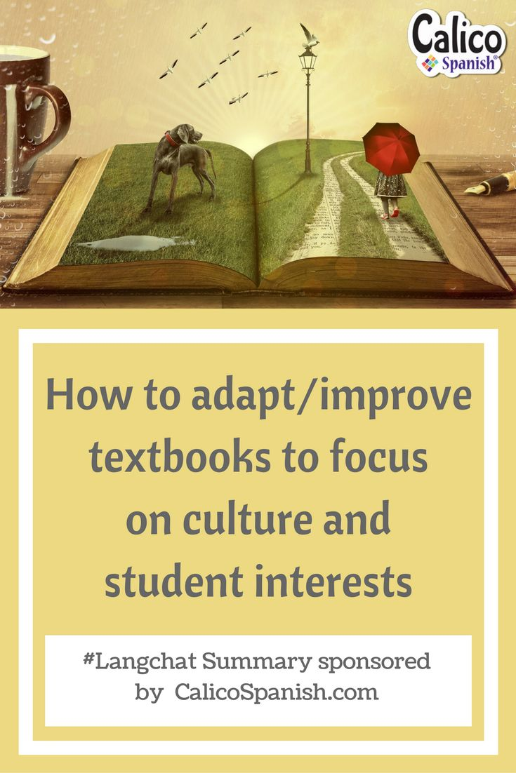 How can you adapt your textbooks and units toreflect student interests and culture? Last week, the #langchat community decided to chat about ways to adapt/improve pre-existing units/textbook chapters to better focus on culture and student interests in the World Language classroom. Participants discussed what elements of current textbooks/units could be easily adapted to reflect such …