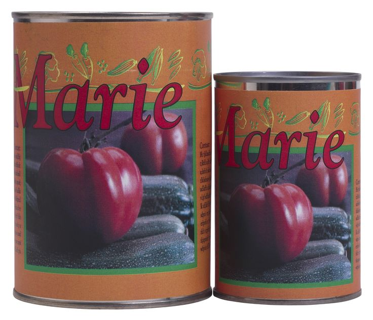 Canned goods to have around
