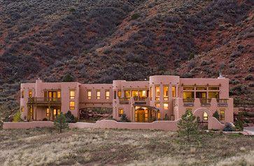Exterior - Southwestern Exterior - Denver - Fänas Architecture
