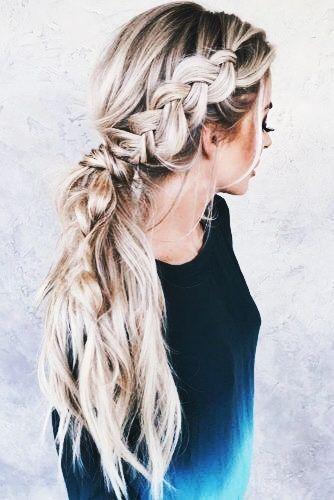16+ Superb Women Hairstyles Prom Ideas