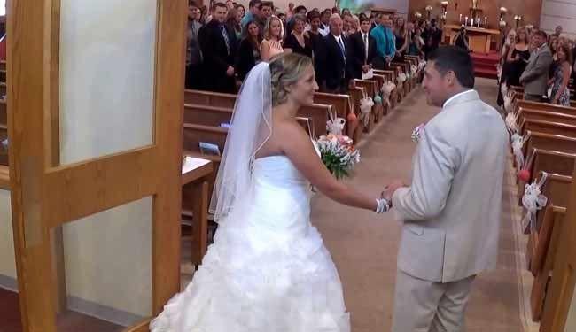 Laura tunstall wedding