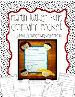 Just Wild About Teaching: Crafts, Giveaways and a Special Treat!    MLK free until tonight! Plus an awesome giveaway! justwildaboutteac...