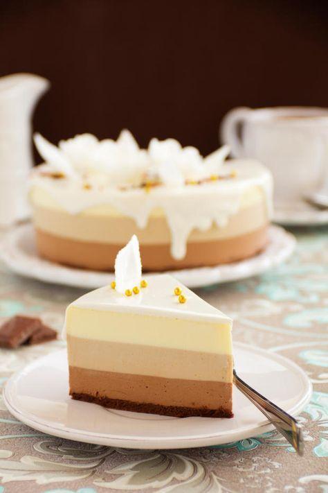 #Schokoladentorte #Schokolade #Torte #Backen