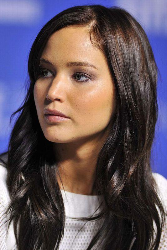 I Actually Prefer Her Brown Hair D Hair Pinterest Brown Hair