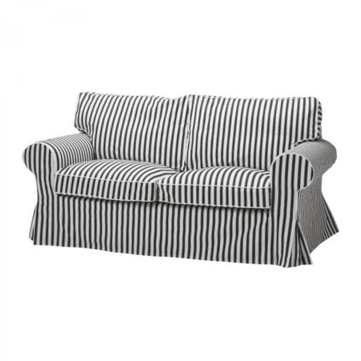 173 Reference Of Chair Covers Black And White In 2020 White Couch Cover Ektorp Sofa Cover Ektorp Sofa